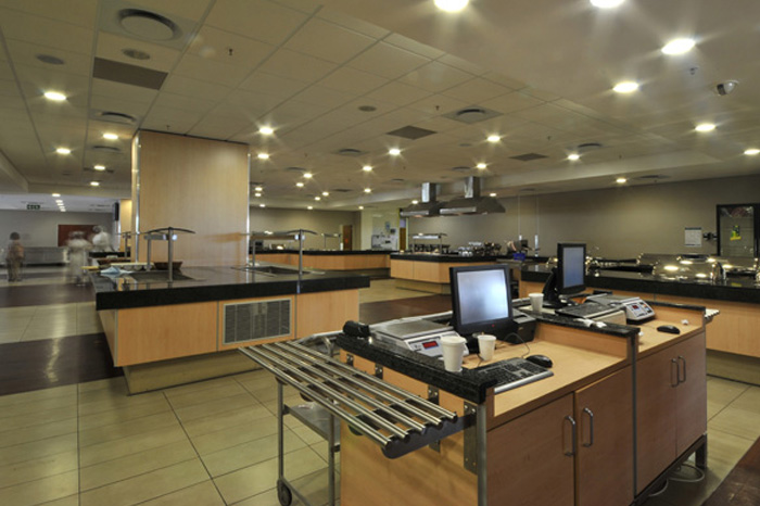 Eskom Executive Areas