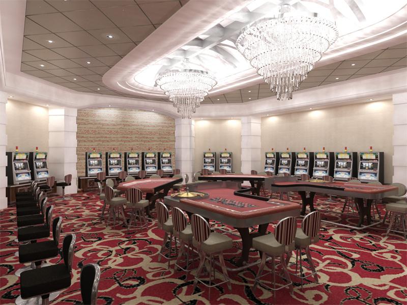Casino Interior Design in johannesburg